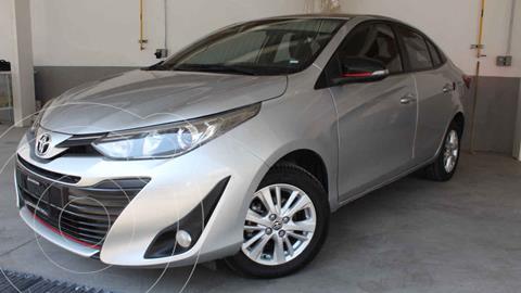 Toyota Yaris S usado (2019) color Plata precio $245,000