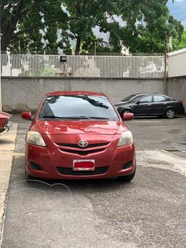 Toyota Yaris Sol Sinc. usado (2007) color Rojo precio u$s7.500
