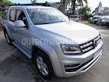 Foto venta Auto usado Volkswagen Amarok - (2017) color Gris precio $1.180.000