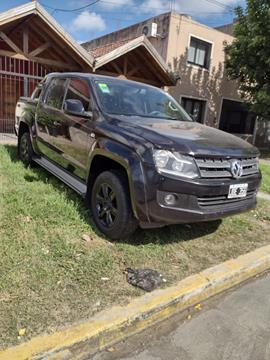 Volkswagen Amarok DC 4x4 Highline usado (2011) color Negro Profundo financiado en cuotas(anticipo $1.500.000)