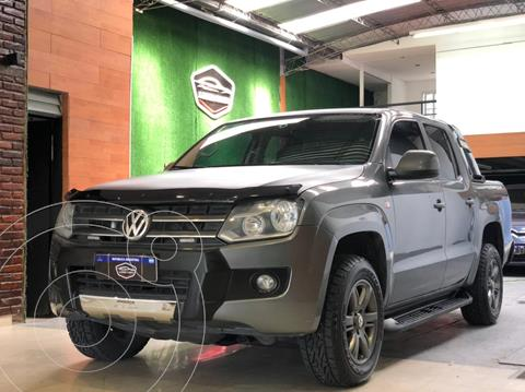 Volkswagen Amarok DC 4x4 Highline usado (2012) color Negro Profundo financiado en cuotas(anticipo $1.500.000)