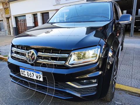 Volkswagen Amarok DC 4x4 Extreme V6 Aut usado (2018) color Negro precio $4.980.000