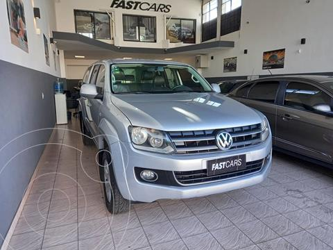 Volkswagen Amarok DC 4x2 Highline (180Cv) usado (2012) color Gris financiado en cuotas(anticipo $1.499.999)