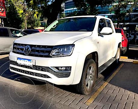 Volkswagen Amarok 2.0 Cd Tdi 180cv Highline usado (2019) color Blanco precio u$s24.500