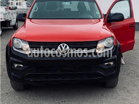 Volkswagen Amarok DC 4x2 Trendline nuevo color Rojo precio $2.470.182