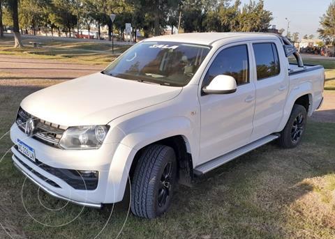 Volkswagen Amarok DC 4x2 Comfortline Aut usado (2018) color Blanco precio $3.550.000