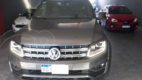 Volkswagen Amarok DC 4x4 Extreme V6 Aut usado (2019) color Gris Indio precio $5.500.000