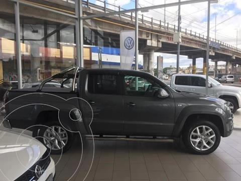 Volkswagen Amarok DC 4x4 Highline V6 Aut 258Cv nuevo color Gris Indio precio $7.400.000