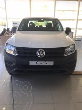 Volkswagen Amarok DC 4x2 Trendline nuevo color Blanco Candy financiado en cuotas(anticipo $990.000 cuotas desde $25.900)