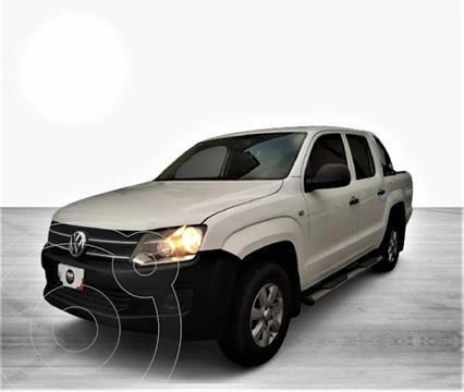 Volkswagen Amarok 2.0 TDI (180cv) 4x2 C/Doble Startline usado (2013) color Blanco precio $2.550.000