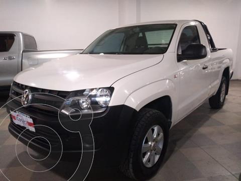 Volkswagen Amarok SC 4x2 Startline  usado (2014) color Blanco precio $2.280.000