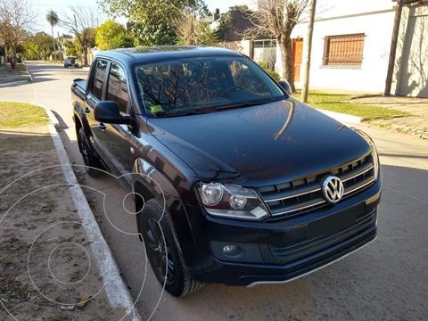 foto Volkswagen Amarok DC 4x2 Dark Label Aut  usado (2015) precio $3.300.000
