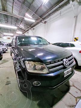 Volkswagen Amarok DC 4x2 Highline usado (2011) color Negro Profundo financiado en cuotas(anticipo $2.300.000)