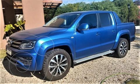 Volkswagen Amarok 3.0 V6 Extreme usado (2017) color Azul precio u$s35.000