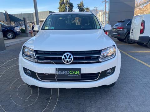 Volkswagen Amarok Comfortline 4Motion usado (2016) color Blanco precio $21.000.000