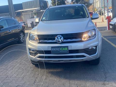 Volkswagen Amarok 2.0L Trendline 4x2 usado (2020) color Plata precio $23.990.000