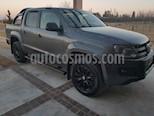 Foto venta Auto usado Volkswagen Amarok DC 4x2 Dark Label Aut  (2015) color Gris precio $880.000