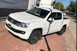 Foto venta Auto usado Volkswagen Amarok DC 4x2 Trendline (180Cv) (2013) color Blanco