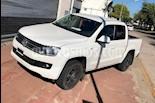 Foto venta Auto usado Volkswagen Amarok DC 4x2 Trendline (180Cv) (2013) color Blanco Cristal