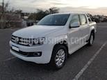 Foto venta Auto usado Volkswagen Amarok DC 4x4 Highline Pack (180Cv) Aut (2016) color Blanco precio $1.200.000