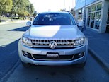 Foto venta Auto usado Volkswagen Amarok DC 4x4 Highline Pack (180Cv) Aut (2015) color Gris