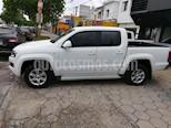 Foto venta Auto usado Volkswagen Amarok DC 4x4 Highline Pack (180Cv) Aut (2014) color Blanco precio $1.050.000