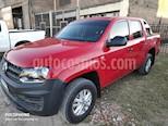 Foto venta Auto usado Volkswagen Amarok DC 4x4 Startline (140Cv)   (2017) color Rojo precio $1.050.000