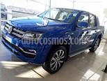 Foto venta Auto usado Volkswagen Amarok DC 4x4 V6 Aut (2019) color Azul Brillante