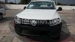 Foto venta Auto usado Volkswagen Amarok Entry 4x2 TDi  (2016) color Blanco precio $269,000