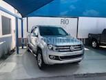 Foto venta Auto usado Volkswagen Amarok Highline 4x2 TDi (2016) color Plata precio $450,000
