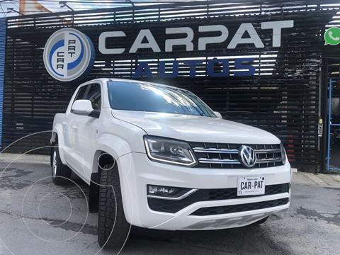 Volkswagen Amarok Highline Aut 4Motion 2.0L usado (2018) color Blanco precio $559,000
