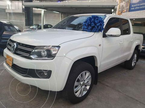 Volkswagen Amarok Highline Aut 4Motion  usado (2016) color Blanco precio $369,000