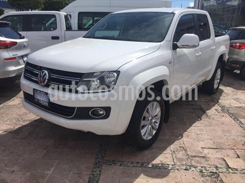 Volkswagen Amarok Entry 4x2 TDi  usado (2016) color Blanco precio $369,000