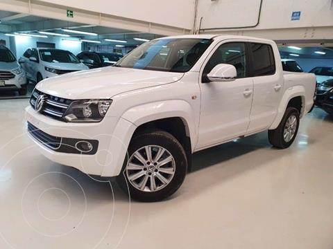 Volkswagen Amarok Highline Aut 4Motion V6 usado (2016) color Blanco precio $359,100