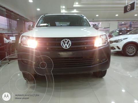 Volkswagen Amarok Entry 4x2 TDi  usado (2017) color Blanco precio $320,000
