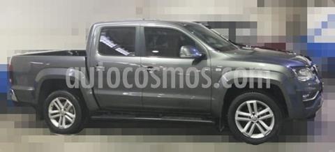 Volkswagen Amarok Highline Aut 4Motion 2.0L usado (2018) color Gris precio $1,100,000