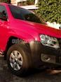 Foto venta Auto usado Volkswagen Amarok Startline 4x4 TDi (2014) color Rojo Tornado precio $320,000