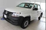 Foto venta Auto usado Volkswagen Amarok Trendline 4x4 TDi (2018) color Blanco precio $430,000