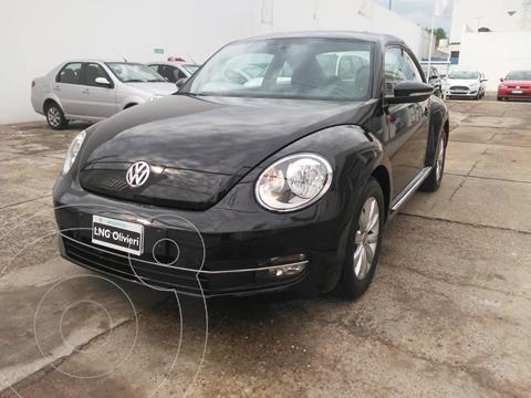Volkswagen Beetle 1.4 TSI Design usado (2015) color Negro Profundo precio $1.980.000