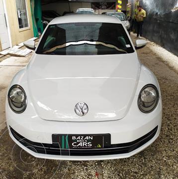 Volkswagen Beetle 1.4 TSI Design usado (2017) color Blanco precio $2.350.000