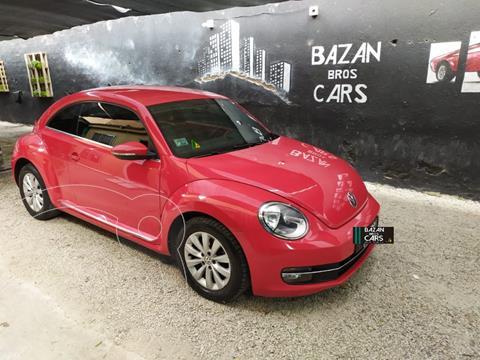 Volkswagen Beetle 1.4 TSI Design usado (2015) color Rojo precio $1.650.000