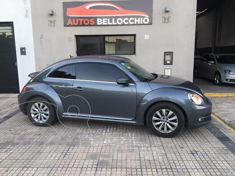 Volkswagen Beetle 1.4 TSI Design usado (2015) color Gris precio u$s12.000