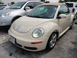 Foto venta Auto usado Volkswagen Beetle Cabriolet 2.0 (2006) color Crema precio $115,000