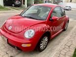 Foto venta Auto usado Volkswagen Beetle GLS 2.0 Aut (2005) color Rojo precio $80,000