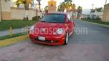Foto venta Auto usado Volkswagen Beetle GLX 1.8T Sport (2005) color Rojo precio $60,000