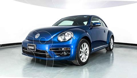 Volkswagen Beetle Sound Tiptronic usado (2018) color Azul precio $269,999