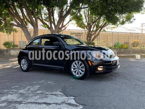 Volkswagen Beetle Cabriolet 2.5 Tiptronic usado (2012) color Negro precio $148,000