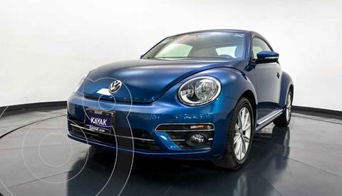 Volkswagen Beetle Allstar Tiptronic usado (2016) color Azul precio $234,999