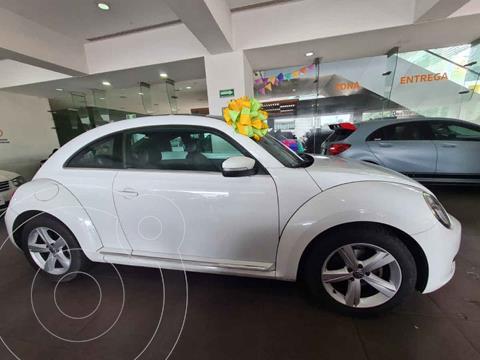 Volkswagen Beetle Sport Tiptronic usado (2016) color Blanco precio $215,000