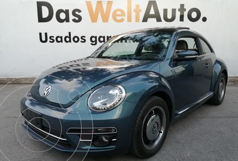 Volkswagen Beetle Coast Tiptronic usado (2018) color Verde Metalico precio $285,000